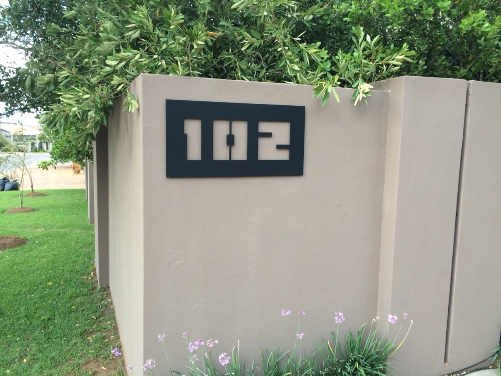 HOUSE NUMBER 8
